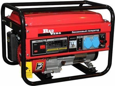 Генератор бензиновый RedVerg RD-G3600N