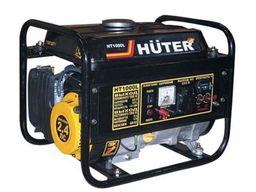 Бензогенератор  Huter DY6500LX электростартер