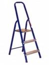 Лестница стремянка стальная Алюмет 3 ступени