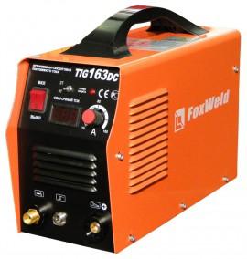 Аргонодуговая сварка FoxWeld TIG 163 DC